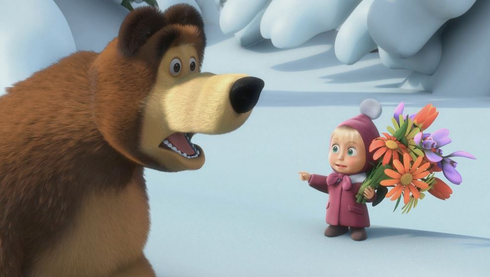 Masha e orso basta torture sugli animali in tv vita da